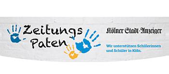 zeitungspatenschaft Kölner Stadtanzeiger, Unterstützer-Logo